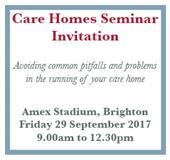 Care Home Seminar